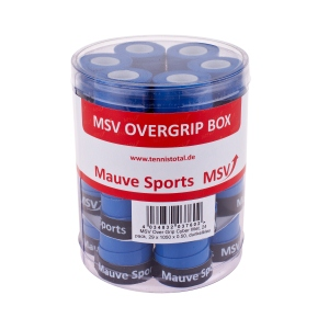 Cyber Wet 0,50 mm BLU ( 24 pezzi ) Overgrip - MSV